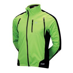 Image of Pearl Izumi P.R.O Barrier WXB Jacket Medium Green New (B006P3ODFE)