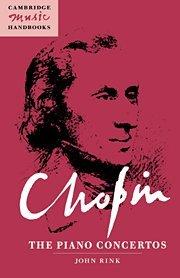 Chopin: The Piano Concertos (Cambridge Music Handbooks) by Cambridge University Press