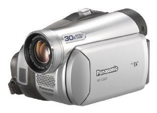 Panasonic - NV-GS60 - Mini DV Camcorder