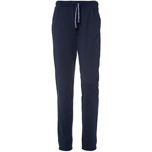 Freddy Sidney6LF Pantalone, Blu Avio/Grigio, XS