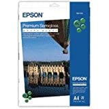 Epson C13S041332 - Semi-gloss photo paper - A4 (210 x 297 mm) - 20 sheet(s) - for Expression Home XP-400, Stylus Pro 3880, Pro 4880, WorkForce 7510, WF-2540