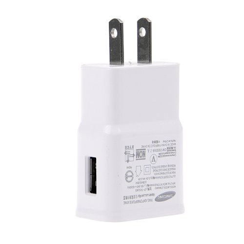 Htech 5.3V 2A Us Plug Ac Power Charger Adapter For Samsung Galaxy S4 S3 S2 Ace Note 2 3 Iii