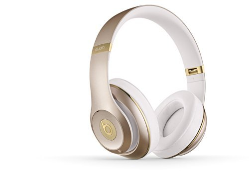 Portable, Beats Studio Over-Ear Headphones (Champagne) Color: Champagne Size: One Size Consumer Electronic Gadget Shop