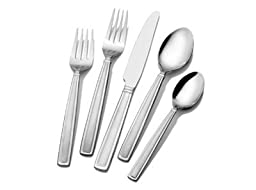 20PC Delan Flatware Set by Lifetime Brands