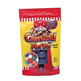 Assorted Gumballs Refill ~ 18 oz ~ Resealable Bag