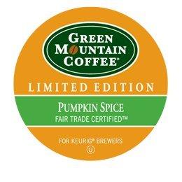 12 Pumpkin Spice! Seasonal! Fall Flavor - Delicious! 12.