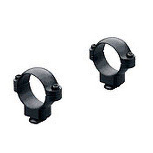 Leupold Dual Dovetail 30Mm Rings High Matte Black