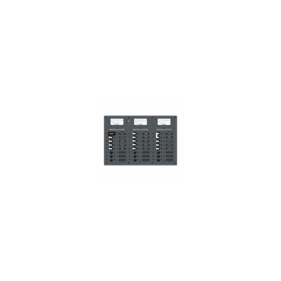 Medium Duty Push Button Reset Only Circuit Breaker 50a Blue Sea