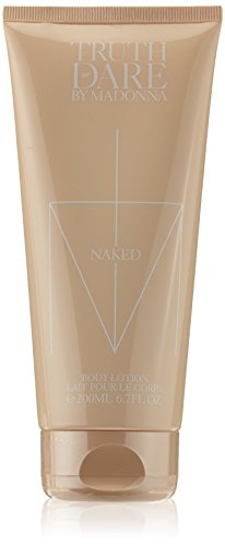 Madonna Truth or Dare Naked Body Lotion Pack of 1 x 200 ml