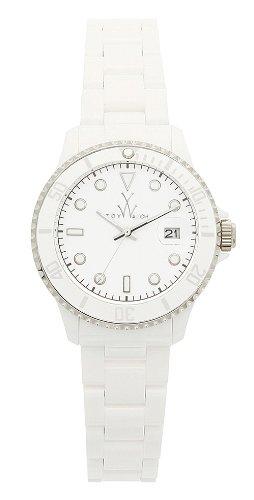 Toy Watch Plasteramic White Ladies Watch 32008-WH