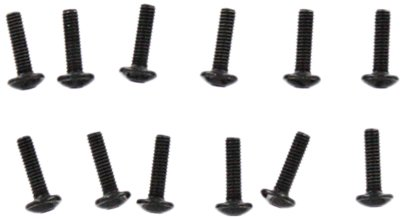 Redcat Racing B-Head Cross Screw (BM3*10), 12-Piece - 1