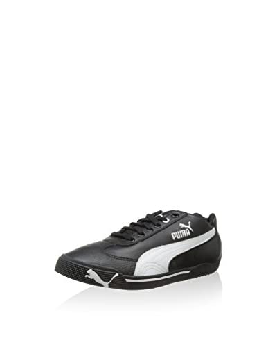 Puma Sneaker Speed Cat 2.9 Lo Jr schwarz/schwarz/weiß