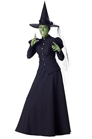 Wicked Witch - Elite Collection by InCharacter - Adult Costume - Size Small