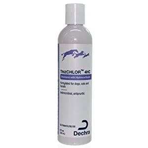 TrizChlor 4HC, 8oz Shampoo