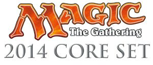 Magic the Gathering M14: MTG: 2014 Core Set Intro Pack: Death Reaper Theme Deck (Includes 2 Booster Packs)