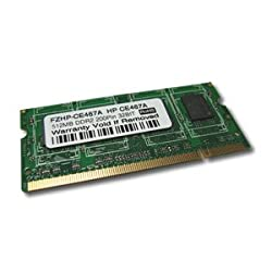 HP CE467A 512MB 200Pin DDR2 Memory RAM for HP Color LaserJet Printer CP4025dn CP4025n CP4525dn CP4525n CP4525xh