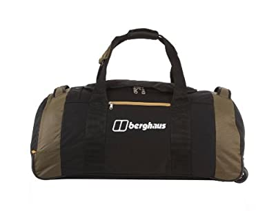 Berghaus Mule 100 Wheeled Unisex Adult Wheeled Travel Luggage from Berghaus