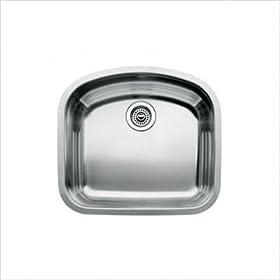 Blanco 440248 Platinum Series BlancoWave Single Bowl Undermount Sink
