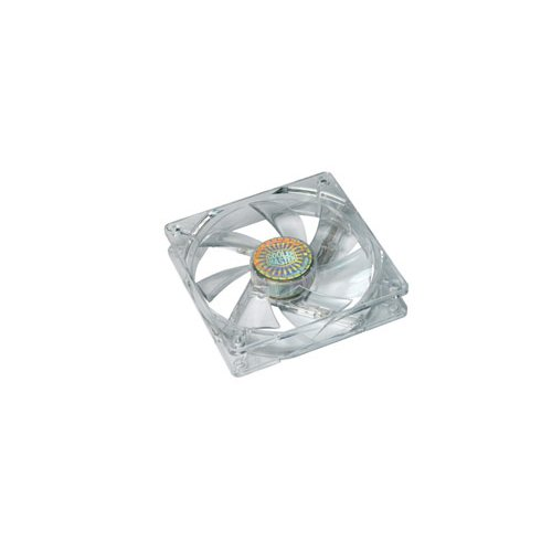Cooler Master Sleeve Bearing 120mm Blue LED Silent Fan for Computer Cases, CPU Coolers, and Radiators (Value 2-Pack) (Pc Radiator 120mm compare prices)