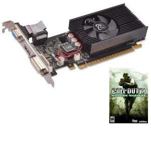 XFX GeForce GT 620 Core Ed 2GB GDDR3 Video Bundle