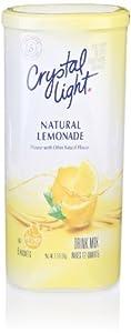 Crystal Light, Lemonade, 6 Count