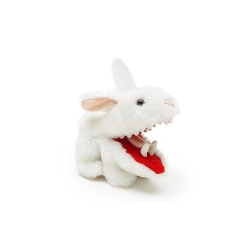 Toy Vault Monty Python Killer Rabbit with Big Pointy Teeth Plush Toy