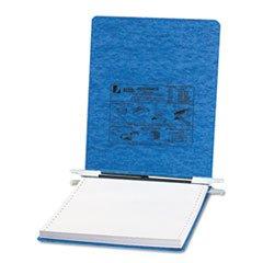 - Pressboard Hanging Data Binder, 9-1/2 x 11 Unburst Sheets, Light Blue