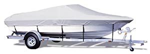 Taylor Made Products V-Hull Runabout Outboard Boat Cover (18-Feet 5-Inch-19-Feet 4-Inch/96-Inch)