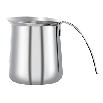 krups stainless steel frothing pitcher
