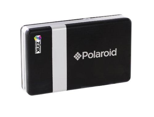 Polaroid PoGo インスタントモバイルプリンター ブラック CZA-20011B(海外版)