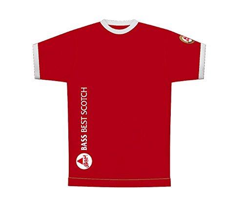 bass-best-scotch-beer-mens-t-shirts-crew-neck-size-xl-red-colour-short-sleeve