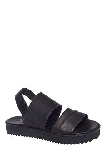 Conga Low Platform Flat Sandal