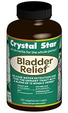 Crystal Star Bladder Relief 60Caps