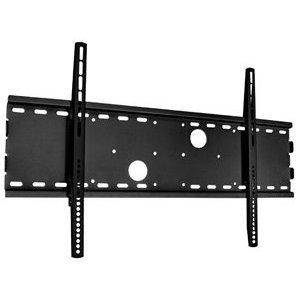 New Black Flush 30 - 63 Inch Lcd Plasma Tv Hdtv Wall Mount Bracket ( Up To 165Lb/75Kg - Vesa 600X400 ) For Lg Mu-60Pz95V 60Pb4Da 60Ps60 60Ps80 60Pk550 60Ps11 60Ld550 60Pk540 60Pk750 60Pk950 46Ld550 55Ld520 55Ld650 55Le5400 55Le5500 55Le7300 55Le7500 front-613541