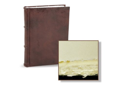 Buy 8x10 Inch Epica Handmade Italian Leather Bound Journal or Guest Book with HANDMADE PAGES FROM THE AMALFI COASTB0001E5UDC Filter