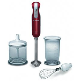 Bosch MSM7700GB Hand Blender, Red
