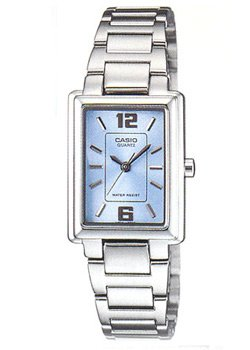 Casio General Ladies Watches Metal Fashion LTP-1238D-2ADF - WW