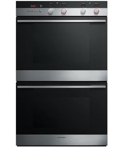 fisher-paykel-ob30ddepx2-platinum-30-stainless-steel-electric-double-wall-oven