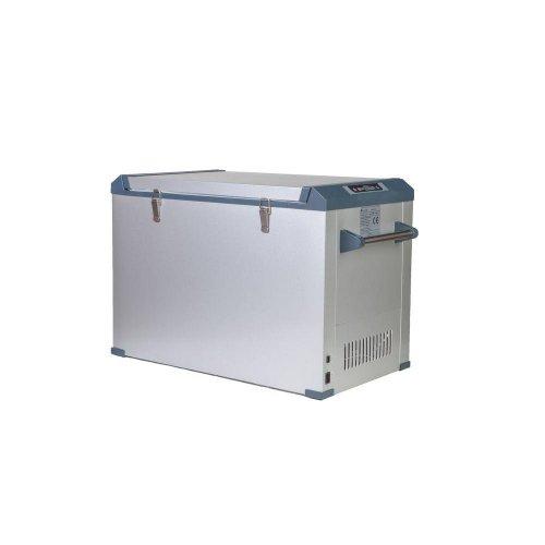 Grape Solar GS-CF-2.75-Fab1 Glacier DC/AC Fridge/Freezer, 2.75 Cubic Feet