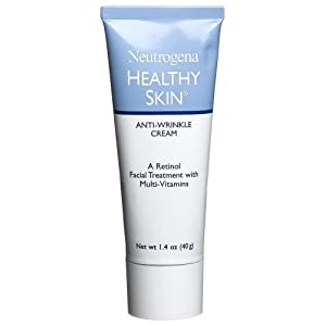 Neutrogena Healthy Skin Anti-Wrinkle Night Cream, 1.4 Ounce (Pack of 2)