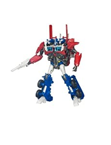 Transformers - 38285 - Figurine - Prime Weaponizer - Optimus Prime