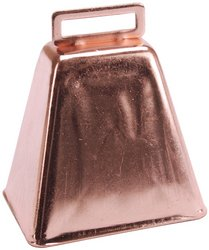 3 Inch Copper Cowbell