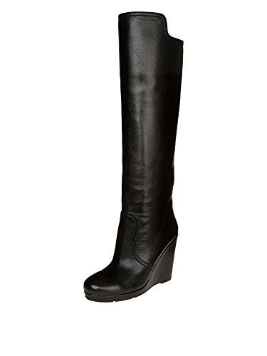 Stivali Donna Prada Linea Rossa 3WZ020 OXT F0002 - Colore - Nero, Taglia scarpa - 37
