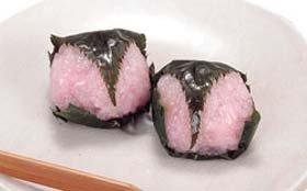 【季節限定】オリジナル)割烹桜餅 約20g×15個入