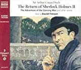img - for Return of Sherlock Holmes II (Classic Fiction) book / textbook / text book