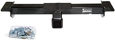 """Reese Towpower 65005 2"""" Square Front Mount Hitch Receiver"""