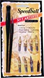 Speedball Art Products Speedball Calligraphy No-1/2 Artists Project Set