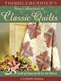 Thimbleberries New Collection of Classic Quilts: 28 Quilting Inspirations for the Home (Thimbleberries) (Thimbleberries) (1890621986) by Lynette Jensen