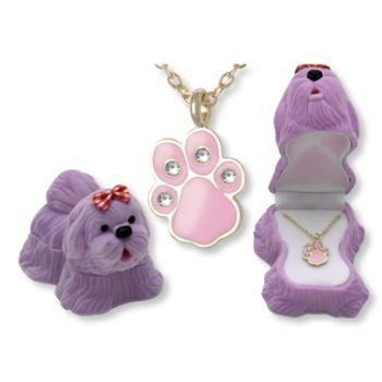 31G7Bevkl7L {Bobble Head} Puppy / Dog Charm/Mini Figurine Rainbow Loom Tutorial
