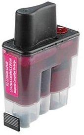 Druckerpatrone Magenta kompatibel für Brother LC900 LC-900